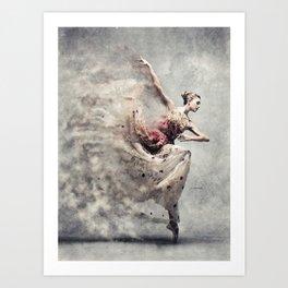 Dancing on my own 2 Art Print