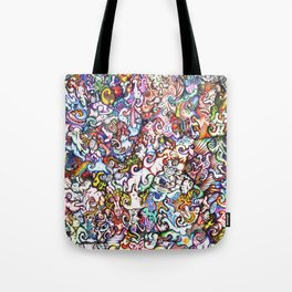 """""""Silliness"""" by RenPenCreations Tote Bag"""