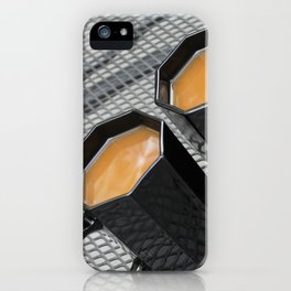 Two Coffees iPhone Case