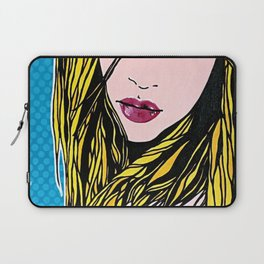 ragazza pop Laptop Sleeve