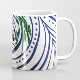 Water Flowing Plant Coffee Mug