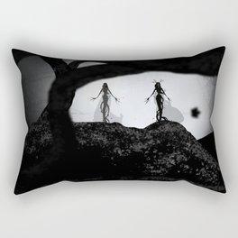 Naara & Neera Rectangular Pillow