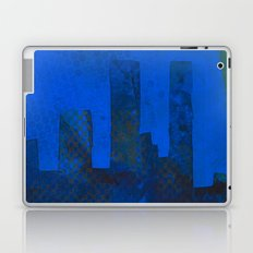 Blue City Laptop & iPad Skin