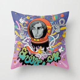 Shine On Throw Pillow