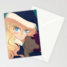 Sleepy Stationery Cards