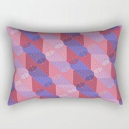 Op Art 172 Rectangular Pillow