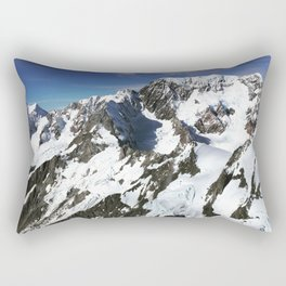 New Zealand's beauty *Aoraki/MtCook 3 Rectangular Pillow