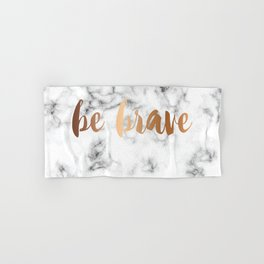 Be Brave Marble 045 Hand & Bath Towel