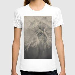 Black & White Dandelion T-shirt