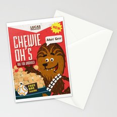 Chewy ohs Stationery Cards