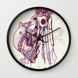 I'm a piece of everything  Wall Clock