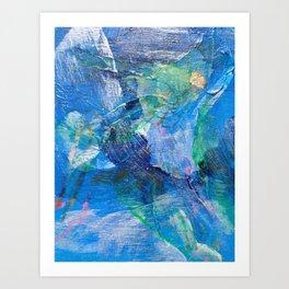 Current(3) 2013 Art Print
