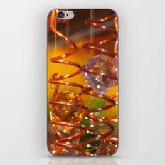 windchimes iPhone & iPod Skin
