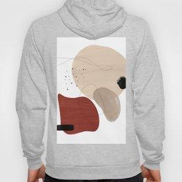 Abstract Watercolor 001 Hoody
