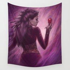 Forbidden Fruit Wall Tapestry