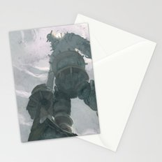 Shadow (Large Format) Stationery Cards