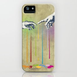 But deliver Us from Evil iPhone Case