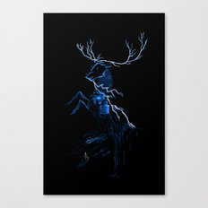 Our is the Fury Canvas Print
