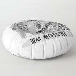 Bear Necessities #1 Bearly Secret Floor Pillow