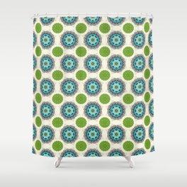 Southwest Mandala Shower Curtain