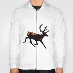 The Mighty Moose Mongoose Reindeer Elk Rentier Caribou Hoody