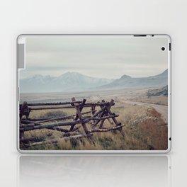Antelope Island Laptop & iPad Skin