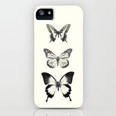 Butterflies // Align iPhone (5, 5s) Slim Case