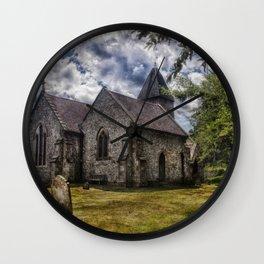 Streat Church Wall Clock