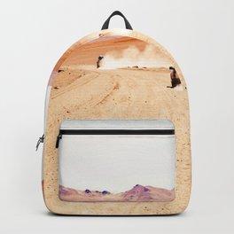 Road Racing Desert (Color) Backpack