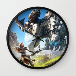 Horizon Zero Dawn Wall Clock