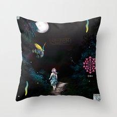 Savage & Sacred Throw Pillow