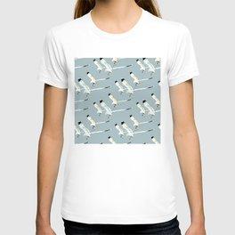 Seagull clones T-shirt