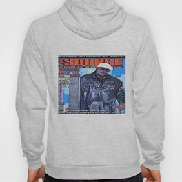 The source cover number 70 The Notorious B.I.G. Hoody
