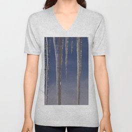 Ice in the air Unisex V-Neck