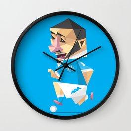 LORENZO INSIGNE Wall Clock