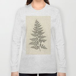 Naturalist Fern Long Sleeve T-shirt