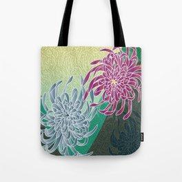 chrysanthemums  Tote Bag