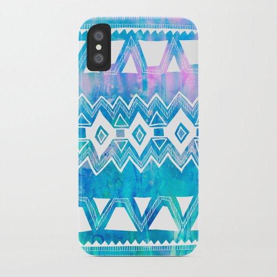 PATTERN {Tribal 002} iPhone Case