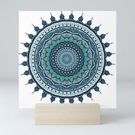 Mandala Armonia Mini Art Print