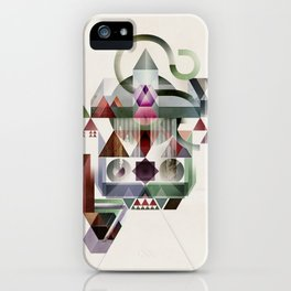 Coherence 2 iPhone Case