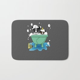 Dog shower Bath Mat