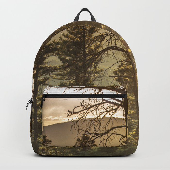 Mountain Forest New Mexico - Nature Photography Backpack