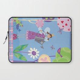 Fairy in the Garden Laptop Sleeve
