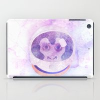 planet of the apes iPad Cases featuring a planet where... by avoid peril