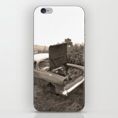 Vauxhall Victor iPhone & iPod Skin
