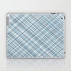 Weave 45 Blues Laptop & iPad Skin