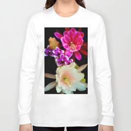 Pinkish, Pinker, And Far Out Pink Long Sleeve T-shirt