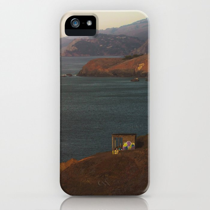 Lookout Spot iPhone Case