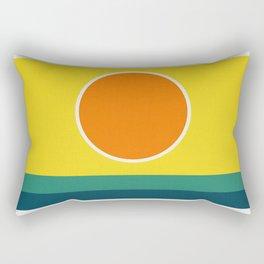 Cistrus Sea Rectangular Pillow