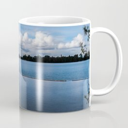One dredging lake in Germany Coffee Mug
